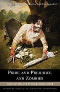 Pride & Prejudice & Zombies The Graphic Novel