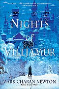 Legends of the Red Sun #01: Nights of Villjamur Cover