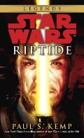 Star Wars: Riptide Cover