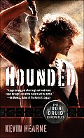 Iron Druid Chronicles #01: Hounded Cover