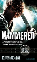Hammered: The Iron Druid Chronicles Cover