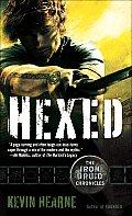 Hexed The Iron Druid Chronicles 2