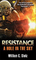 Resistance: A Hole in the Sky Cover