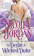 To Desire a Wicked Duke Cover