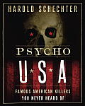 Psycho USA: Famous American Killers You Never Heard of Cover