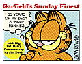 Garfields Sunday Finest 35 Years of My Best Sunday Funnies