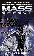 Mass Effect: Deception Cover