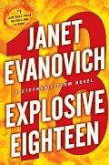 Explosive Eighteen (Stephanie Plum Novels) Cover