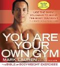 You Are Your Own Gym: The Bible of Bodyweight Exercises Cover