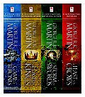 A Song of Ice and Fire Boxed Set (A Game of Thrones, A Clash of Kings, A Storm of Swords, A Feast for Crows)