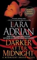 Darker after Midnight: A Midnight Breed Novel Cover