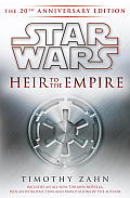 Heir to the Empire: Star Wars: The 20th Anniversary Edition Cover