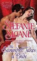 The Scoundrel Takes a Bride (Regency Rogues Novels) Cover