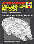 Star Wars: The Millennium Falcon Owner's Workshop Manual Cover