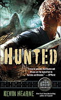 Hunted the Iron Druid Chronicles Book 6