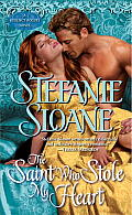 The Saint Who Stole My Heart: A Regency Rogues Novel Cover