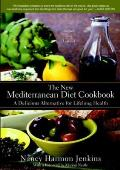 The New Mediterranean Diet Cookbook: A Delicious Alternative for Lifelong Health Cover