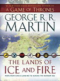 The Lands of Ice and Fire (a Game of Thrones) Cover