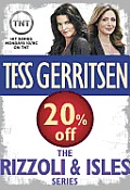 The Rizzoli & Isles Series 9-Book Bundle: The Surgeon, the Apprentice, the Sinner, Body Double, Vanish, the Mephisto Club, the Keepsake, Ice Cold, the Silent Girl Cover