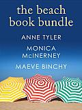The Beach Book Bundle: 3 Novels for Summer Reading: Breathing Lessons, the Alphabet Sisters, Firefly Summer Cover