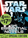 The Essential Novels: Star Wars Reads Day Special Edition: 4-Book Bundle: X-Wing: Rogue Squadron; Heir to the Empire; New Jedi Order: Vector Prime; Legacy of the Force: Betrayal Cover