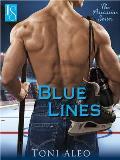 Blue Lines The Assassins Series A Loveswept Contemporary Romance