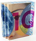 1Q84: 3 Volume Boxed Set (Vintage International) Cover