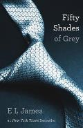 Fifty Shades of Grey (Fifty Shades Trilogy #1) Cover