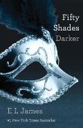 Fifty Shades Darker (Fifty Shades Trilogy #2) Cover