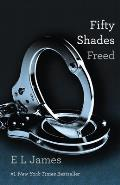 Fifty Shades Freed (Fifty Shades Trilogy #3) Cover