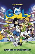 Empieza El Campeonato!, Book 3: Gol!