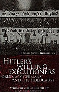 Hitlers Willing Executioners Ordinary Ge