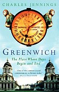 Greenwich: The Place Where Days Begin and End Cover