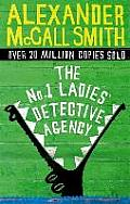 No 1 Ladies Detective Agency Cover