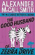 Good Husband of Zebra Drive Uk Edition Cover