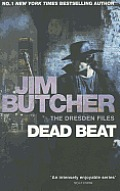 Dead Beat. Jim Butcher Cover