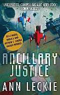 Ancillary Justice UK Ed