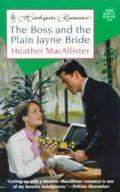Boss & the Plain Jayne Bride