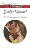 Harlequin Presents #3240: The Truth about de Campo