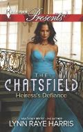 Harlequin Presents #3289: Heiress's Defiance
