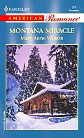 Harlequin American Romance #0952: Montana Miracle