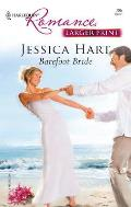 Harlequin Romance Large Print #785: Barefoot Bride