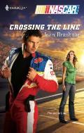Crossing the Line (Harlequin NASCAR)