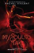 Soul Screamers 01 My Soul To Take