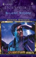 Harlequin Intrigue #759: Silent Storm