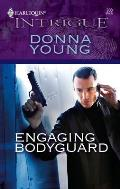 Harlequin Intrigue #908: Engaging Bodyguard