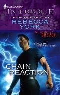 Harlequin Intrigue #946: Chain Reaction