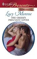 Harlequin Larger Print Presents #2935: The Greek's Pregnant Lover (Large Print)
