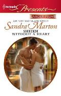 Harlequin Larger Print Presents #3056: Sheikh Without a Heart Cover