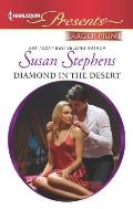 Harlequin Large Print Presents #3149: Diamond in the Desert